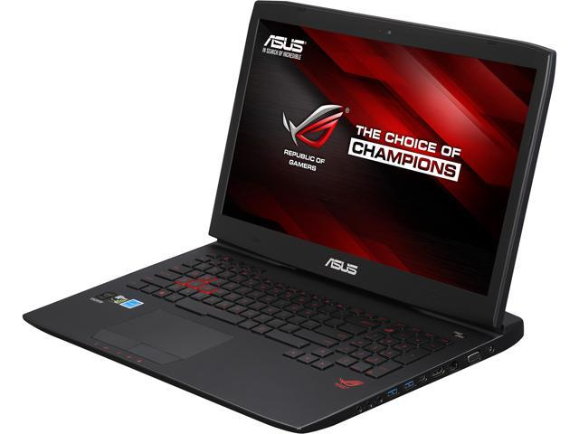 ASUS ROG G751JL-DS71 Gaming Laptop Intel Core i7 4720HQ (2.60 GHz) 16 GB Memory 1 TB HDD NVIDIA GeForce GTX 965M 2 GB GDDR5 17.3