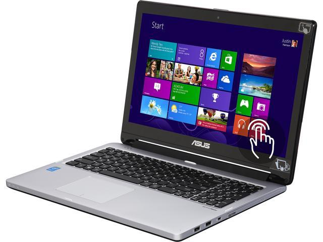 ASUS R554LA-RS71T Intel Core i7 5th Gen 5500U (2.40 GHz) 8 GB Memory 1 TB HDD Intel HD Graphics 5500 15.6