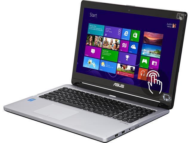 ASUS R554LA-RS71T Convertible Laptop Intel Core i7 5500U (2.40 GHz) 1 TB HDD Intel HD Graphics 5500 Shared memory 15.6