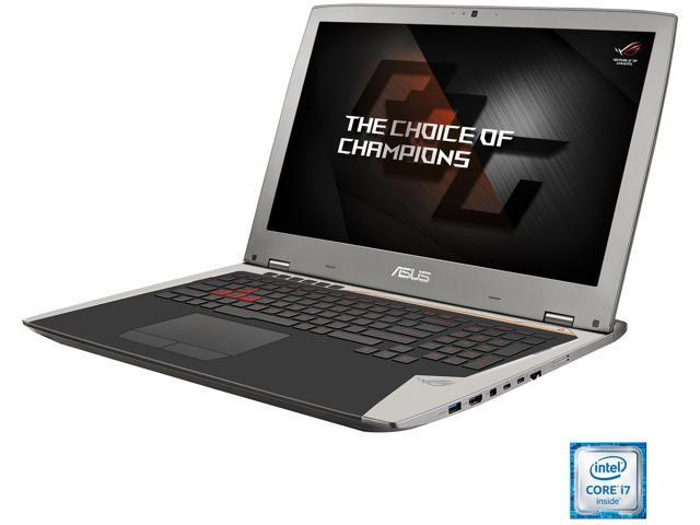 ASUS ROG G701VO-CS74K Gaming Laptop Intel Core i7 6820HK (2.70 GHz) 64 GB DDR4 Memory 1024GB NVMe SSD NVIDIA GeForce GTX 980 8 GB GDDR5 17.3