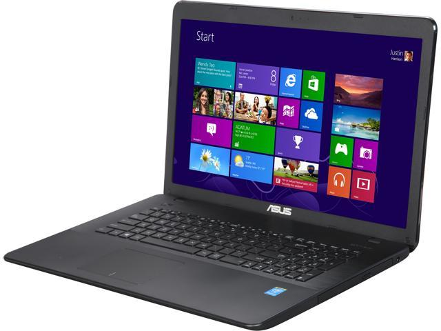 ASUS Laptop X751MA-DH91-CA Intel Pentium N3540 (2.16 GHz) 4 GB Memory 500 GB HDD Intel HD Graphics 17.3