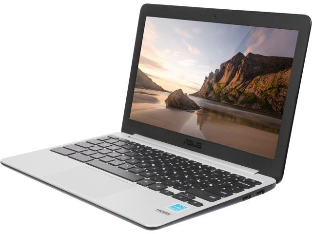 ASUS C201PA-DS02 Chromebook Rockchip RK3288C (1.80 GHz) 4 GB LPDDR3 Memory 16 GB eMMC SSD 11.6