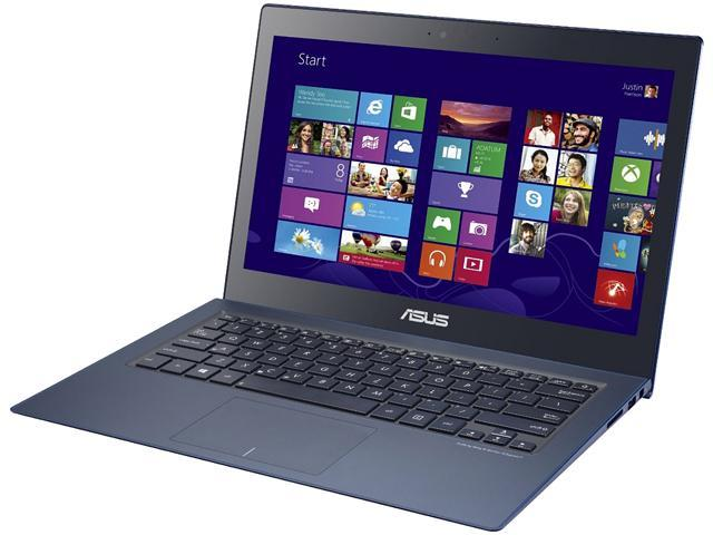 ASUS Laptop UX301LA-XH72T Intel Core i7 4th Gen 4558U (2.8 GHz) 8 GB Memory 512 GB SSD Intel Iris Graphics 5100 13.3
