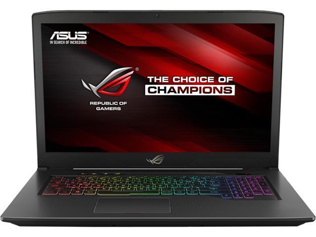 "Asus ROG Strix GL703VM Scar Edition 17.3"" 120Hz Gaming Laptop, GTX 1060 6GB, Core</h2>...</div><a class="