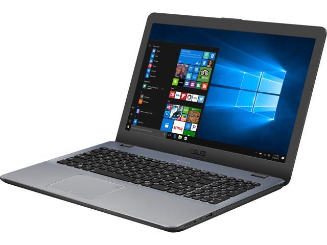 799.99 - ASUS VivoBook F542UA-DH71 15.6 FHD Slim and Portable Laptop Intel Core i7-7500U Processor 8 GB DDR4 RAM; 256 GB M.2 SSD; Dual-Layer DVD-RW Drive; Full Keyboard; Windows 10