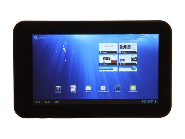 "Hannspree SN70T31BUA 4GB NAND 7.0"" Tablet PC"