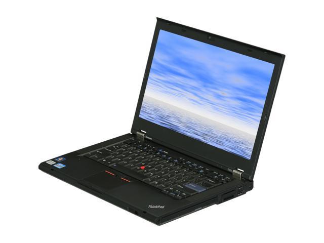 ThinkPad Laptop T Series T420 (4177Q5U) Intel Core i5 2520M (2.50 GHz) 4 GB Memory 320 GB HDD Intel HD Graphics 3000 14.0