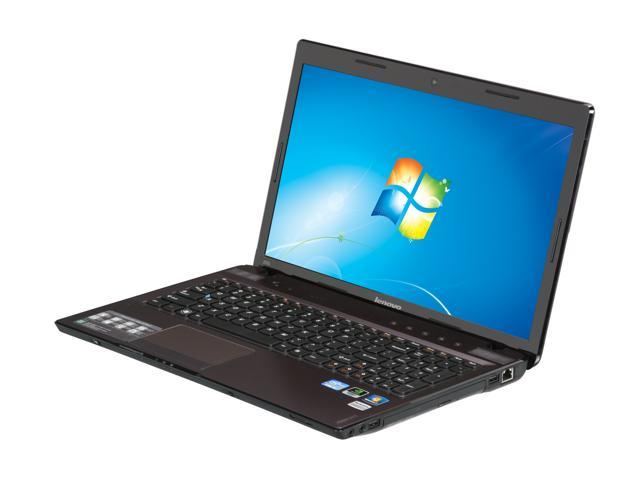"Lenovo IdeaPad Z570 (1024AWU) 15.6"" Windows 7 Home Premium 64-Bit Laptop"