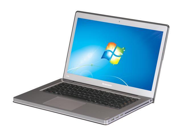 Lenovo Laptop IdeaPad U400 (099328U) Intel Core i3 2330M (2.20 GHz) 4 GB Memory 500 GB HDD AMD Radeon HD 6470M 14.0
