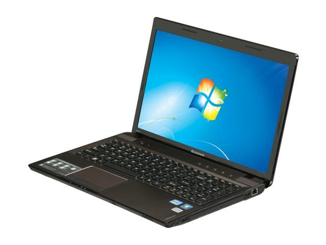 "Lenovo IdeaPad Z570 (1024ASU) 15.6"" Windows 7 Home Premium 64-Bit Laptop"