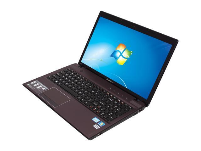 "Lenovo Laptop IdeaPad Z570 (1024A6U) Intel Core i7 2670QM (2.20 GHz) 8 GB Memory 750 GB HDD Intel HD Graphics 3000 15.6"" ..."