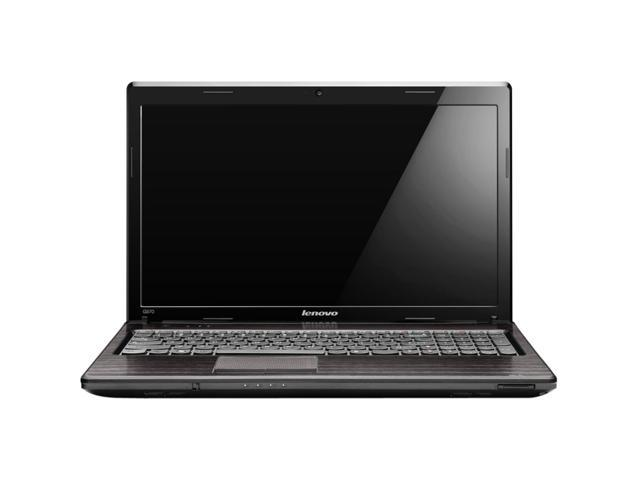 "Lenovo Laptop Essential G570 (4334ECU) Intel Pentium dual-core B970 (2.3 GHz) 4 GB Memory 500 GB HDD Intel HD Graphics 15.6"" ..."