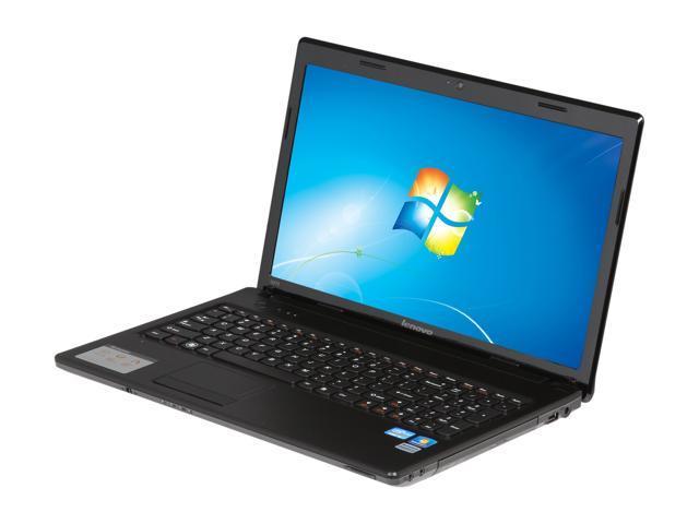 "Lenovo Laptop Essential G570 (4334EEU) Intel Core i5 2450M (2.50 GHz) 4 GB Memory 500 GB HDD Intel HD Graphics 3000 15.6"" ..."