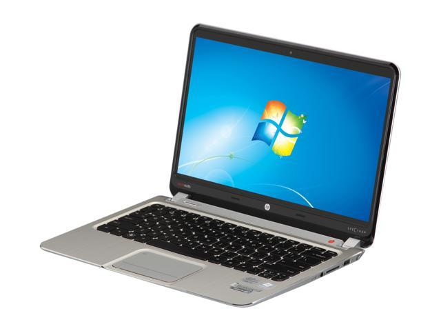 "HP ENVY Spectre XT 13-2050nr Intel Core i5 4 GB Memory 128 GB SSD 13.3"" Ultrabook Windows 7 Home Premium 64-Bit"