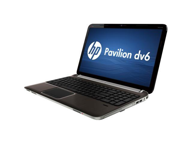 "HP Pavilion 15.6"" Windows 7 Home Premium Notebook"