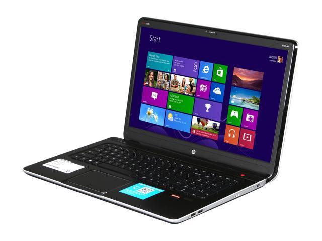 """HP Laptop ENVY dv7 dv7-7230us AMD A8-Series A8-4500M (1.90 GHz) 6 GB Memory 750 GB HDD AMD Radeon HD 7640G 17.3"""" Windows ..."""
