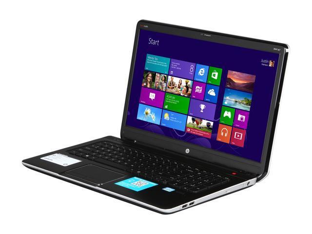 HP Laptop ENVY dv7 DV7-7240US Intel Core i5 3210M (2.50 GHz) 8GB DDR3 Memory 750 GB HDD Intel HD Graphics 4000 17.3
