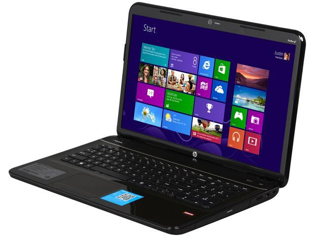 HP Laptop Pavilion G7-2220US AMD A6-Series A6-4400M (2.70 GHz) 4GB DDR3 Memory 500 GB HDD AMD Radeon HD 7520G 17.3