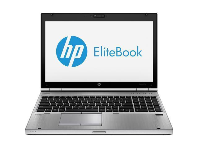 "HP EliteBook 15.6"" Windows 7 Professional Notebook"