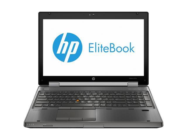 HP Laptop EliteBook 8570w (C6Y88UT#ABA) Intel Core i7 3630QM (2.40 GHz) 8 GB Memory 750 GB HDD 24GB mSATA Cache SSD NVIDIA Quadro K1000M 15.6