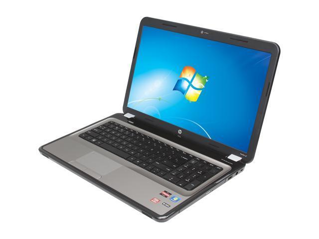 HP Laptop Pavilion g7-1358dx AMD A4-Series A4-3305M (1.9 GHz) 4 GB Memory 320 GB HDD AMD Radeon HD 6480G 17.3