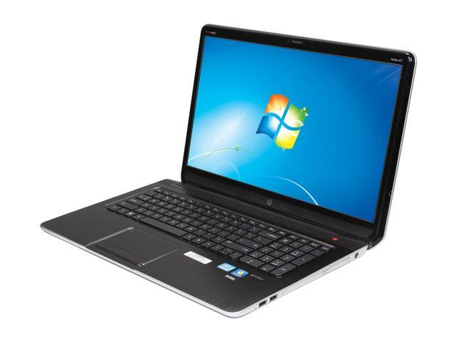 HP Laptop Pavilion dv7-7027cl Intel Core i5 2450M (2.50 GHz) 8 GB Memory 750 GB HDD Intel HD Graphics 3000 17.3