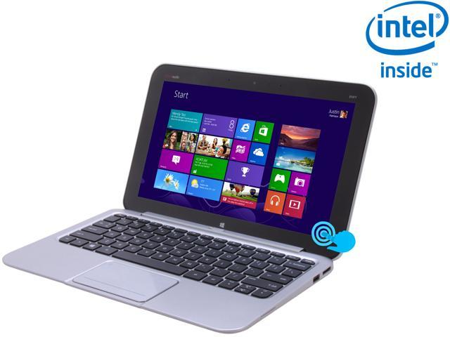 HP 11-g010nr Ultrabook Intel Atom Z2760 (1.80 GHz) 64 GB SSD Intel GMA Shared memory 11.6