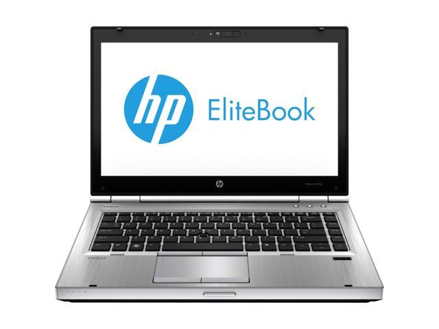 "HP EliteBook 8470p (C3H79UP#ABA) Intel Core i7-3520M 2.9GHz 14.0"" Windows 7 Professional 64-bit Notebook"