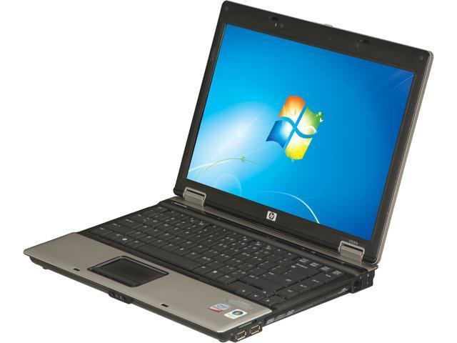 HP Compaq Laptop 6530B Intel Core 2 Duo 2.80 GHz 2 GB Memory 160 GB HDD 14.1