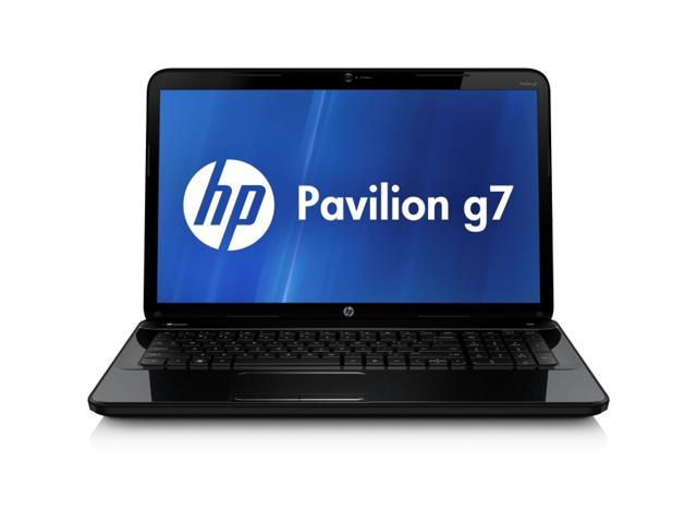 HP Laptop Pavilion g7-2269wm AMD A8-Series A8-4500M (1.90 GHz) 6 GB Memory 500 GB HDD AMD Radeon HD 7640G 17.3