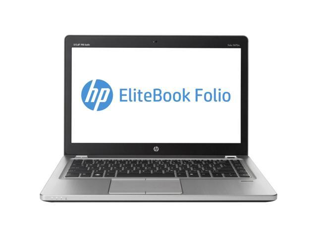 "HP EliteBook Folio 9470M Intel Core i5 4 GB Memory 180 GB SSD 14"" Ultrabook Windows 8 Pro / Windows 7 Professional 64-bit"