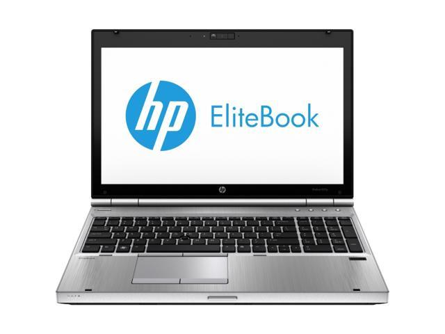 HP EliteBook 8570p (D3S84US#ABA) Notebook Intel Core I7 3520M (2.90GHz) 8GB Memory 180GB SSD Intel HD Graphics 4000 15.6