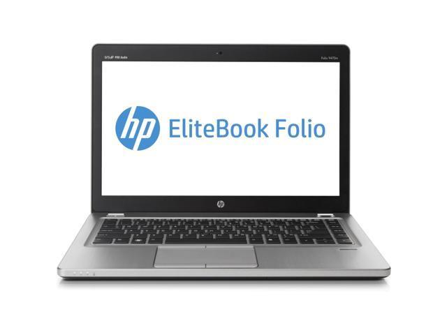 "HP EliteBook Folio 9470m (E3R45UP#ABA) Intel Core i5 8GB Memory 180GB SSD 14"" Ultrabook Windows 7 Professional"