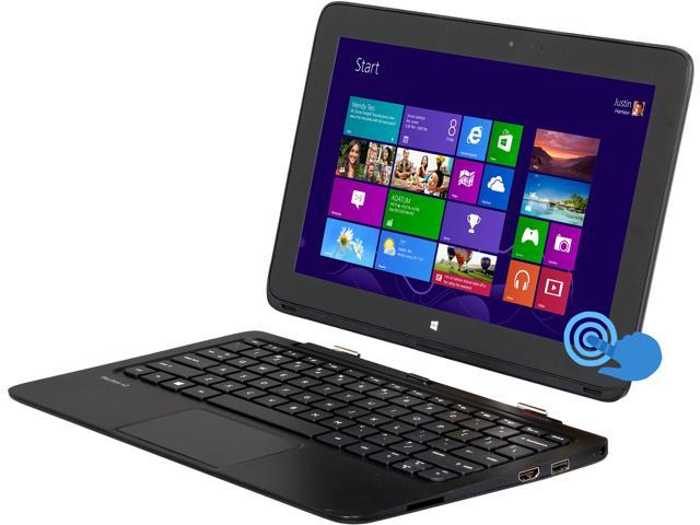 HP Pavilion 11-h110nr x2 Notebook Intel Pentium N3520 (2.17 GHz) 64 GB SSD Intel HD Graphics Shared memory Touchscreen Windows 8.1
