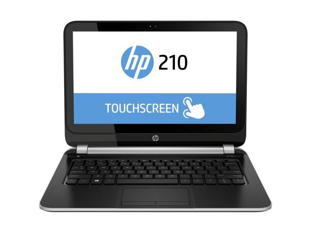 "HP 210 G1 11.6"" Touchscreen LED Notebook - Intel - Core i3 i3-4010U 1.7GHz"