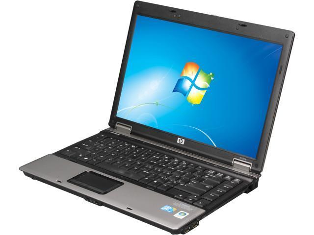 HP Laptop Compaq 6530b Intel Core 2 Duo T9600 (2.80 GHz) 2 GB Memory 160 GB HDD 160 GB SSD 14.1