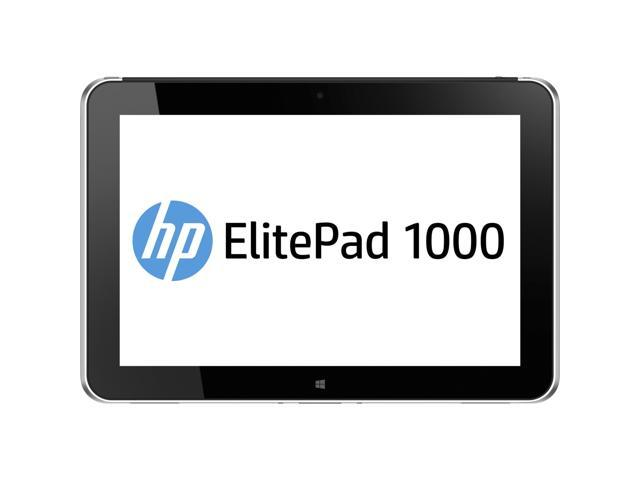 HP ElitePad 1000 G 2 (G5F94AW#ABA) Tablet Intel Atom 4 GB Memory 64 GB eMMC Intel HD Graphics 10.1