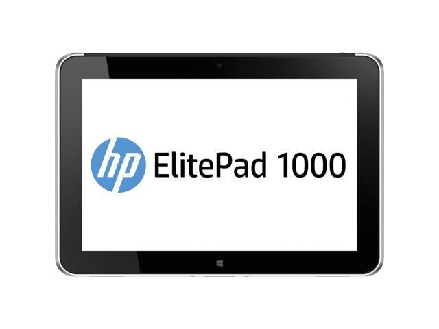 HP ElitePad 1000 G2 (J6T90AW#ABA) Intel Atom 4 GB Memory 128 GB eMMC 10.1