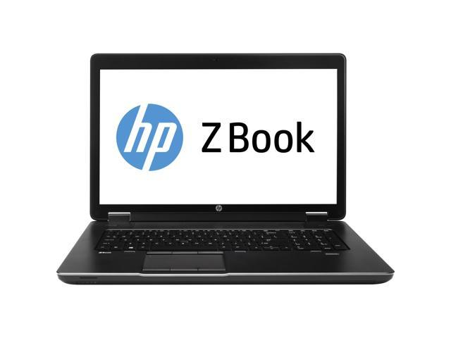 "HP ZBook 17.3"" Windows 7 Professional Notebook"