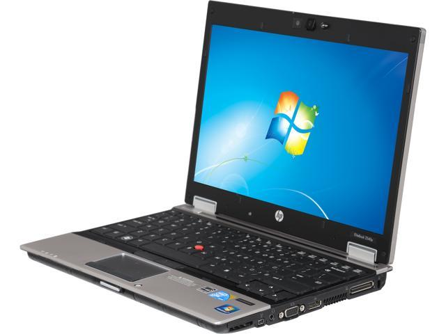 HP Elitebook 2540p 12.1