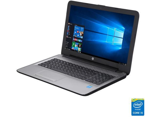HP Laptop 15-ac147cl Intel Core i5 4th Gen 4210U (1.70 GHz) 6 GB DDR3L Memory 1 TB HDD Intel HD Graphics 4400 15.6