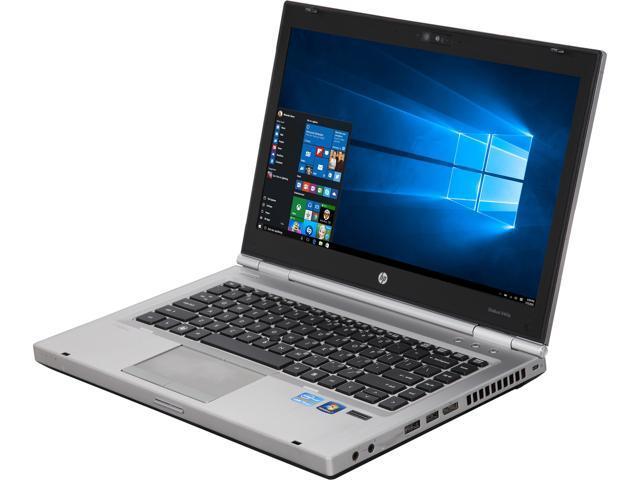 HP Laptop EliteBook 8460P Intel Core i5 2520M (2.50 GHz) 4 GB Memory 250 GB HDD 14.0