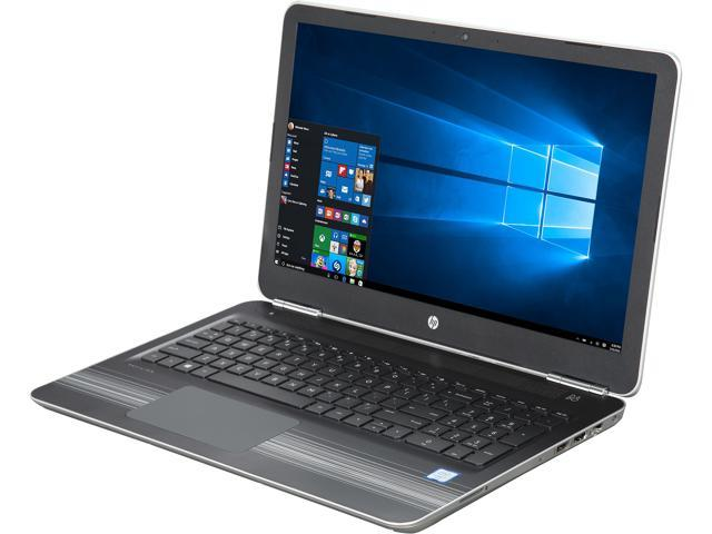 HP Laptop Pavilion 15-AU063CL Intel Core i7 6th Gen 6500U (2.50 GHz) 16 GB Memory 1 TB HDD Intel HD Graphics 520 15.6