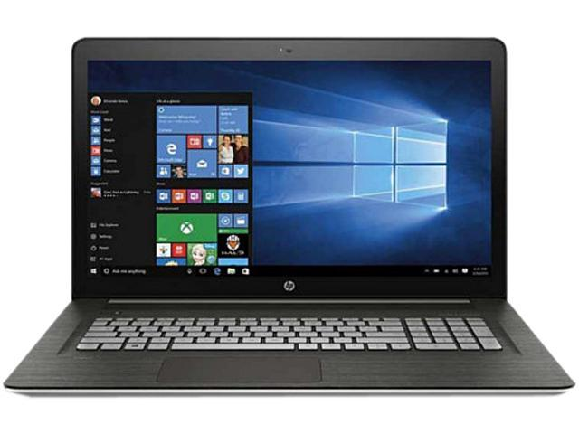 HP Laptop ENVY m7-n011dx Intel Core i7 5th Gen 5500U (2.40 GHz) 16 GB Memory 1 TB HDD NVIDIA GeForce 940M 17.3