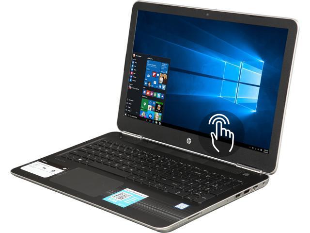 hp laptop pavilion 15 au057cl intel core i5 6th gen 6200u ghz 8 gb memory 1 tb hdd intel. Black Bedroom Furniture Sets. Home Design Ideas