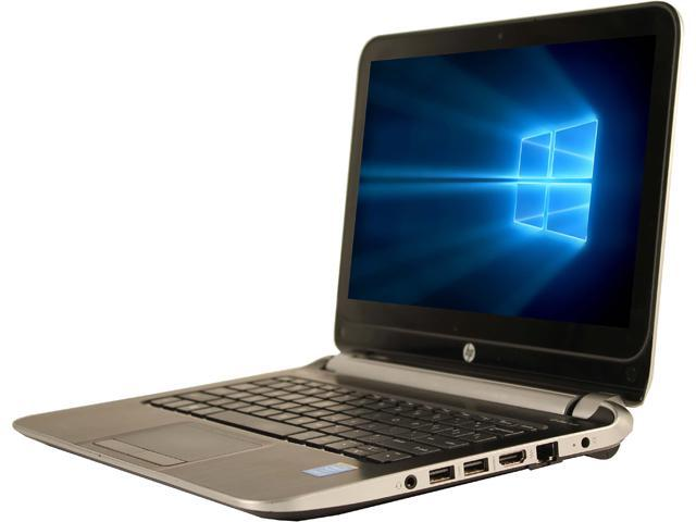 HP Laptop 210 G1 Intel Core I3 4th Gen 4010U 17 GHz 8 GB