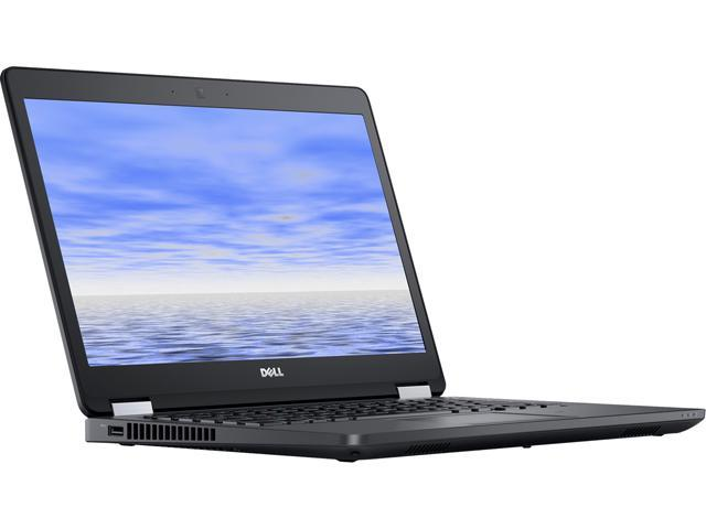 DELL Laptop Bundle with E-Port Plus Advanced Port Replicator II Latitude E5470 (FV8W7) Intel Core i5 6300U (2.40 GHz) 4 GB Memory 500 GB HDD Intel HD Graphics 520 14.0