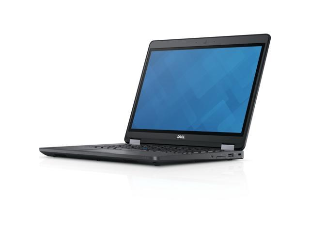 Dell Latitude E5470 Intel Core i7-6600U X2 2.6GHz 8GB 256GB SSD 14