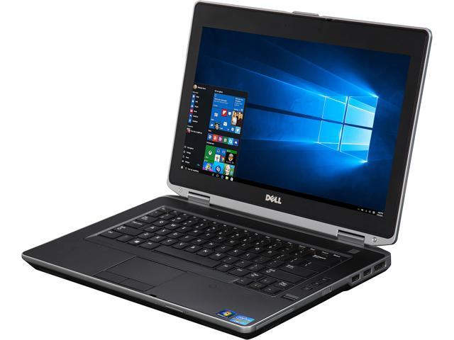 DELL Laptop Latitude E6430 Intel Core i7 2.9 GHz 4 GB Memory 320 GB HDD Windows 7 Professional 64-Bit