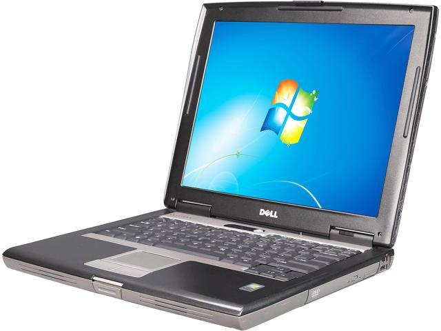 DELL Notebooks Latitude D520 Intel Core Duo T2300 (1.66 GHz) 2 GB Memory 80 GB HDD Windows 7 Home Premium